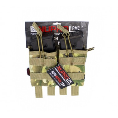 double poche PMC chargeur g36 multicam nuprol 6419