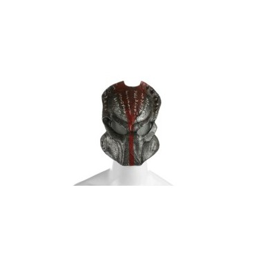 masque grillagé de decoration wolf 2.5