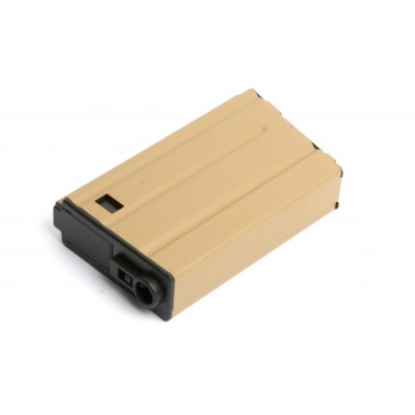 chargeur court m16 tan g&g 190 bb's g-08-069