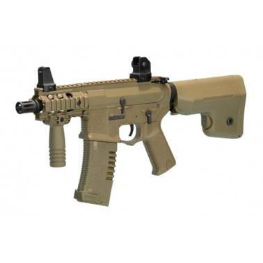 M4 ARES amoeba pistol tan cg-001 am-007 de+ grip AEG 1.6j
