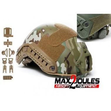 casque fast multicam strike helmet asg 18387