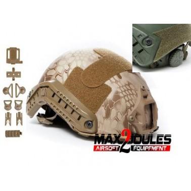 casque fast kryptec nomade strike helmet asg 18390