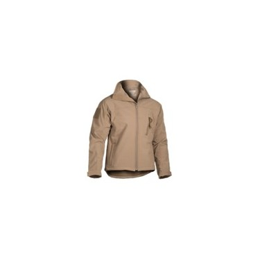 TACTICAL SOFTSHELL tan INVADER GEAR
