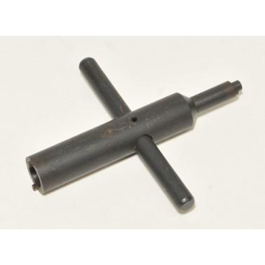 clef de demontage de valves outil
