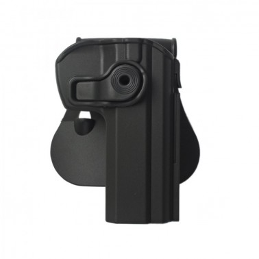 Holster gaucher rigide cz75 compact  IMI z1330