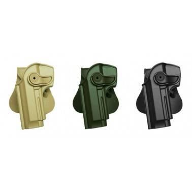 holster gaucher rigide beretta 92/96 ImI z1250L