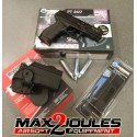 pack promo taurus pt24/7 c02 + holster retention + chargeur sup + co2