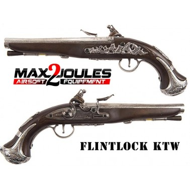 flintlock pistol ktw spring
