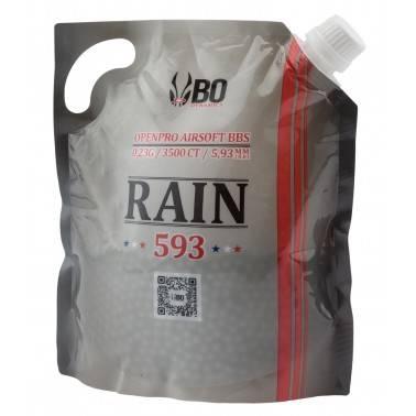 billes bo rain 595 0.23g sac 3500 bb's bbs1762