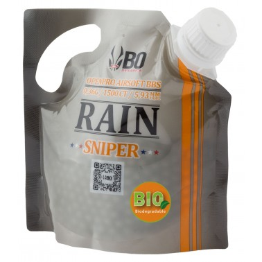 sac 1500 bb's bio 0.36 rain 595 bo bbs1730