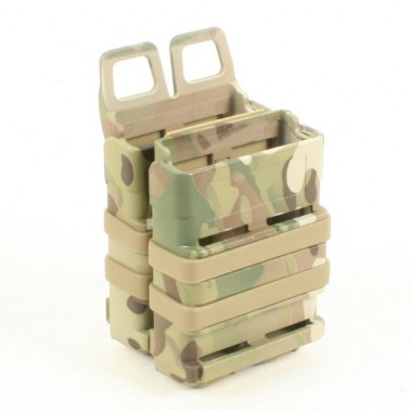 PORTE CHARGEURS (LOT DE 2 SIMPLE) MOLLE FAST MAG FRICTION GEN 3 multicam