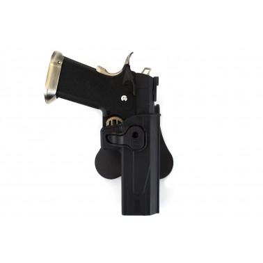 holster rigide hi capa  a retention  nuprol 6209