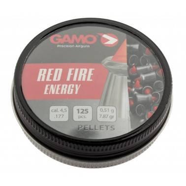 boite  125 plomb precicion red fire energy 0.51g pb290