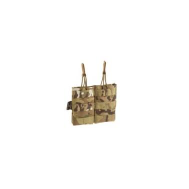 poche chargeur m4 5.56 par 2 multicam invader gear 16610