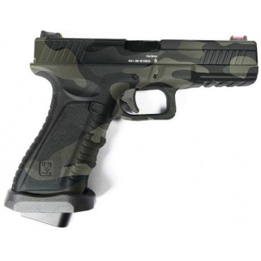 S17 APS METAL COULEUR multicam black CO2 GBB