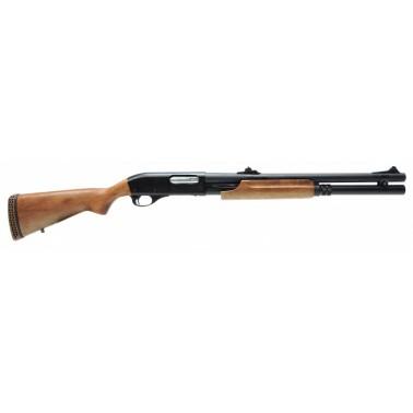 fusil a pompe cam870 magnum sheriff douille ejectable metal bois co2 aps