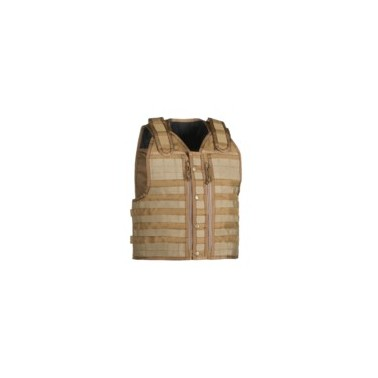 gilet MMV veste tan invader gear