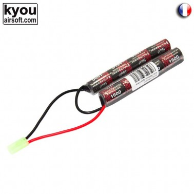 batterie 9.6v 1600mah mini / crane enrichpower
