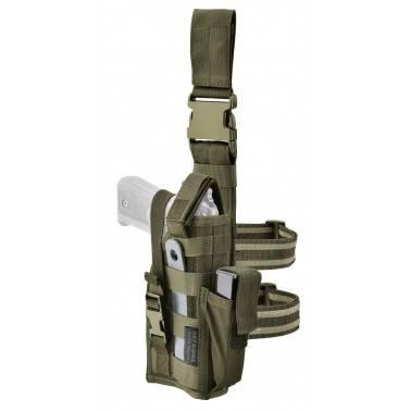 holster de cuisse modulable od droitier gaucher defcon5 d5-gs08 od