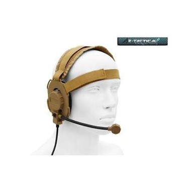 casque evo III tan z-tactical z029
