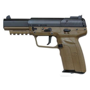 fn five seven 5-7 dark earth co2 bax 1j 200509