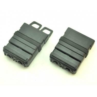 porte chargeurs (lot de 2 simple) molle Fast mag friction gen 3 od