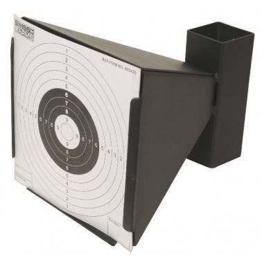pack cible en metal pour 4.5 et airsoft + lot de cible 603418