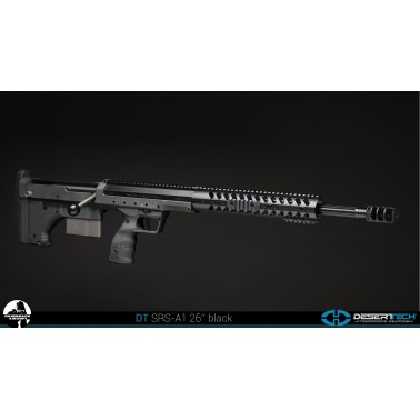 "snipe silverback SRS noir 26"" license desert tech"