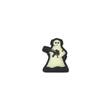 patch pvc ghost sniper phosphorescent