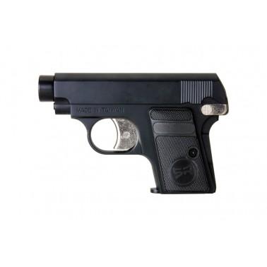 pistolet gh25 noir gaz gnb src