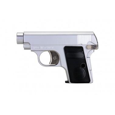 pistolet gh25 silver gaz gnb src