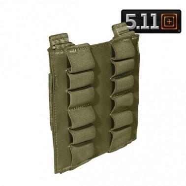 porte 12 cartouches shotgun 5.11 od