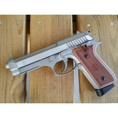 taurus pt92 hairline silver co2 kwc semi et rafale 210527 + housse offerte