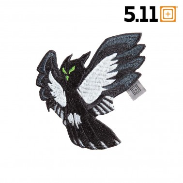 patch owl reapper noir 5.11