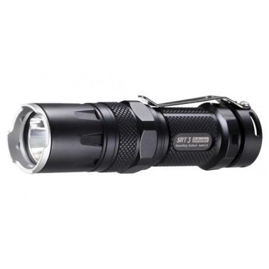lampe nitecore SRT3 550 lumens
