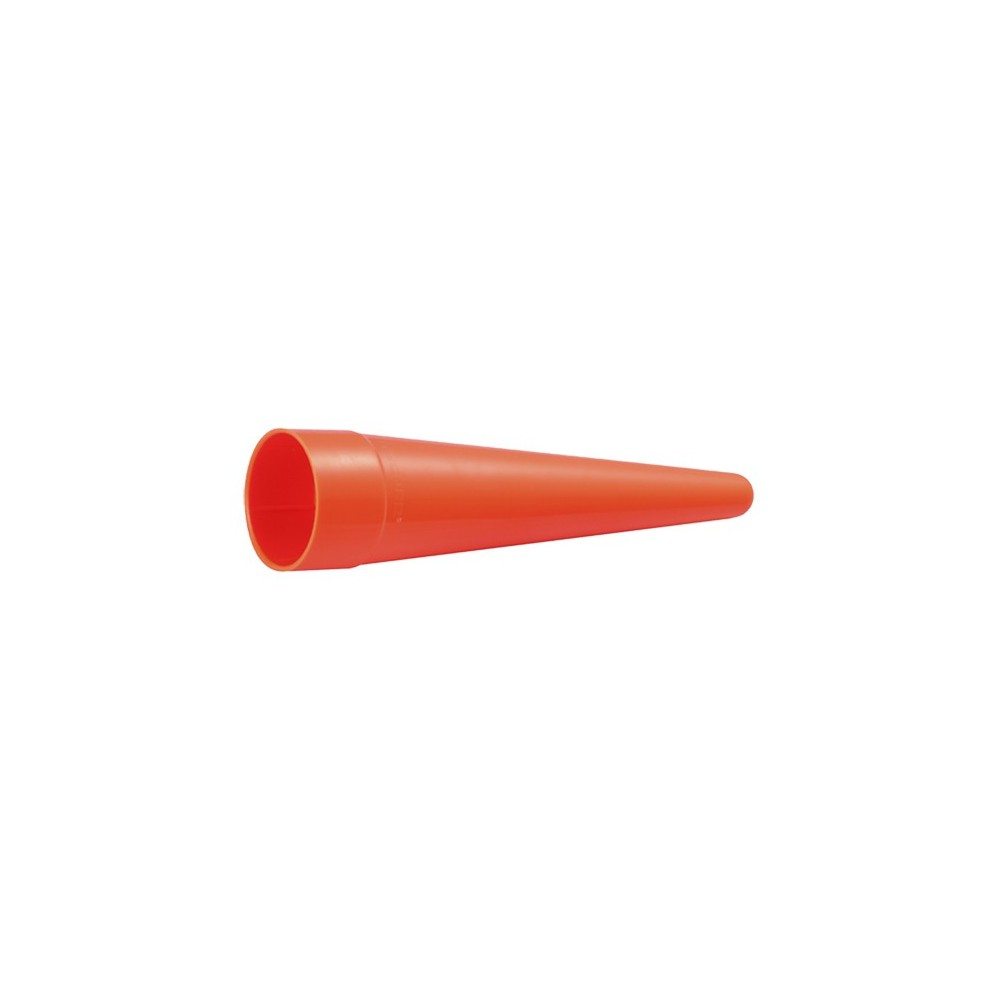 cone diffusion orange nitecore diam 25mm