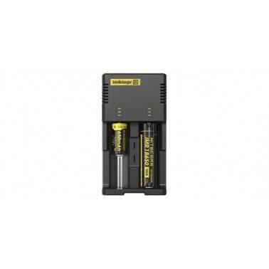 chargeur de batterie nitecore intelligent I2