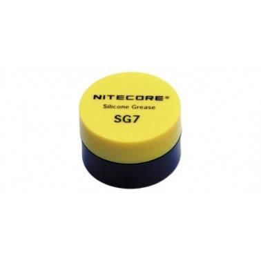 pot graisse silicone nitecore sg7