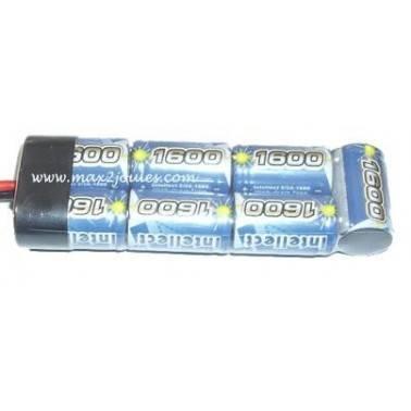 Batterie mini 8.4v 1600mAH 603239