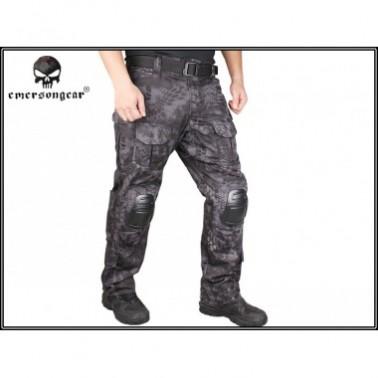 emerson pantalon gen3 genouillere typhon