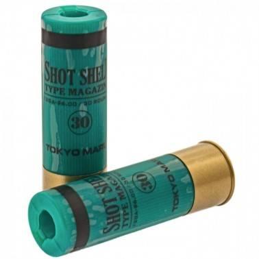 lot de 2 douilles shot shell tokyo marui vertes M3 spas 12 m870 breacher