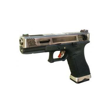 we s18 g-force t7 argent argent noir gbb 0.9j