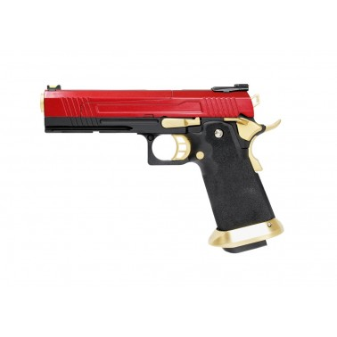 hi-capa AW HX1004 split red