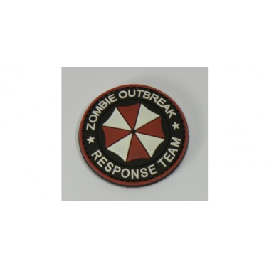 patch pvc zombie outbreak response team umbrella
