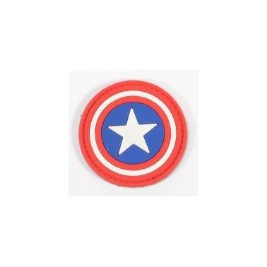 patch pvc captain america
