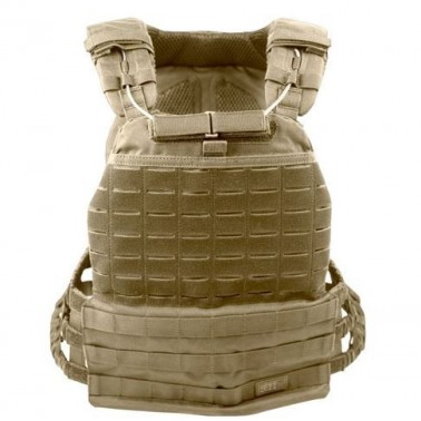 gilet 5.11 tactec plate carrier tan
