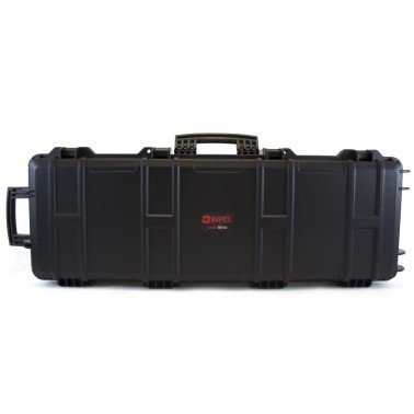 Mallette noire avec roulettes 105 x 33 x 15 Waterproof - Nuprol