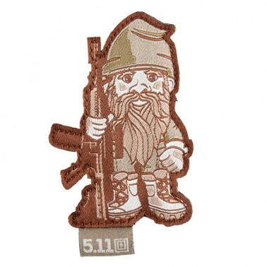 patch 5.11 gnome lutin sable