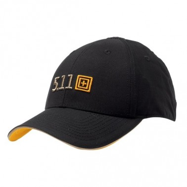 casquette 5.11 the recruit noir