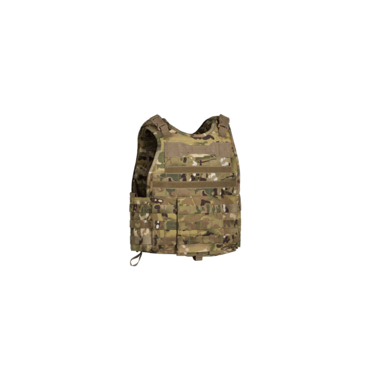 gilet DACC multicam carrier invader gear